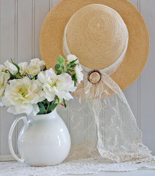 Hat&roses